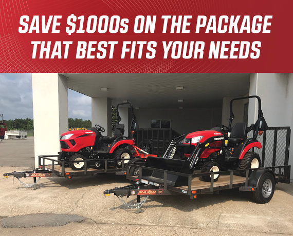 Build Your Own Tractor Package | ARDCO Equipment